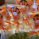 Emirhan'ın Winnie ve Tigger Kurabiyeleri:)