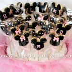 Miny & Micky Mouse Kurabiyeleri