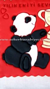panda kurabiyesi