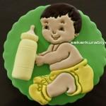 Bebek Kurabiyesi, Çocuk kurabiyesi