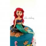 Beren 4 Yaşında Deniz Kızı Ariel