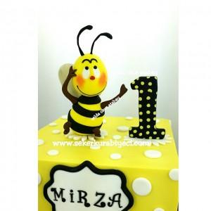 arı maya pasta