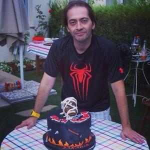 iran maiden cakes