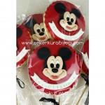 Minnie Mouse Micky Mouse Kurabiye